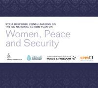 thumbnail of Syria NAP Consultations report EN