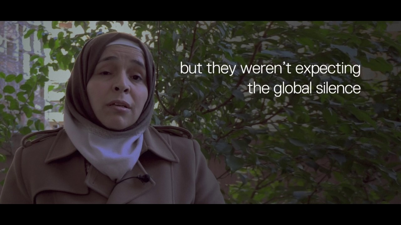 Syrian Women's Voices In The UK National Action Plan On Women, Peace And Security