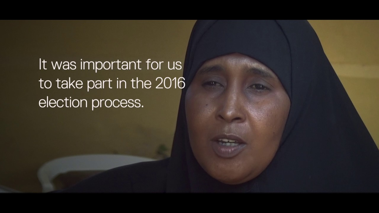 Somali Women's Voices In The UK National Action Plan On Women, Peace And Security